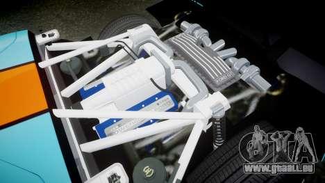 Ford GT 2005 [EPM] Gulf für GTA 4 Innenansicht