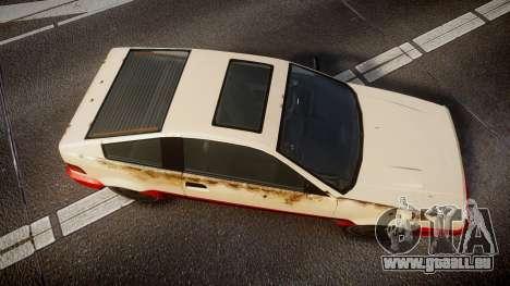 Dinka Blista Compact Beater pour GTA 4 est un droit