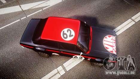 Ford Escort RS1600 PJ62 für GTA 4 rechte Ansicht