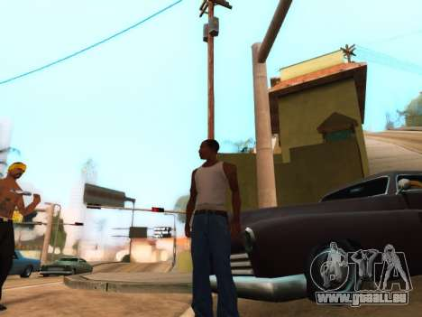 ENB by Robert für GTA San Andreas dritten Screenshot