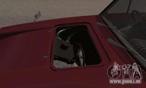 Reliant Regal Sedan pour GTA San Andreas