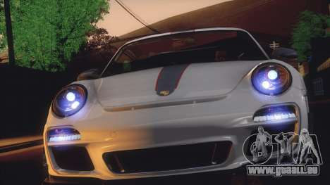 GTA SA ENB - Z.A. Project 2015 pour GTA San Andreas sixième écran