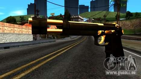 New Desert Eagle pour GTA San Andreas
