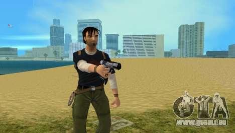 Gun Boran X für GTA Vice City zweiten Screenshot