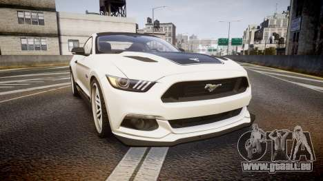 Ford Mustang GT 2015 SPEEDCREED pour GTA 4