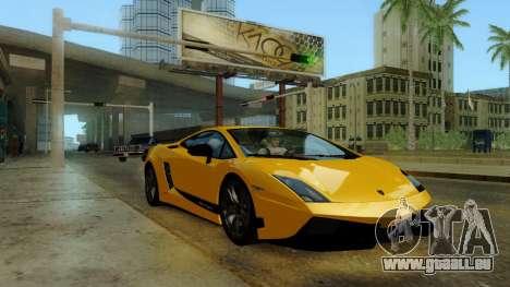 ENB Kenword Try für GTA San Andreas zweiten Screenshot