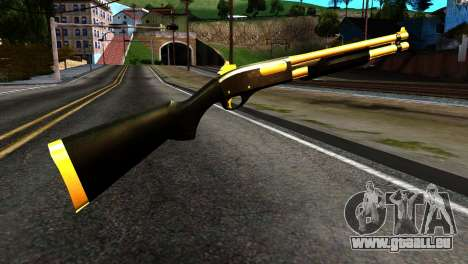 New Shotgun pour GTA San Andreas deuxième écran
