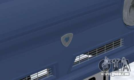 Reliant Supervan III für GTA San Andreas