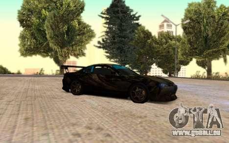Nissan Silvia S15 Hunter für GTA San Andreas rechten Ansicht