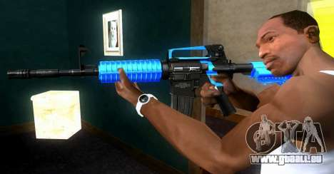 M4 RevoFX pour GTA San Andreas
