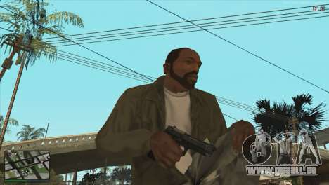 M9 Killing Floor für GTA San Andreas
