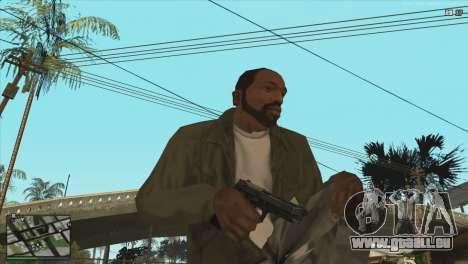 M9 Killing Floor pour GTA San Andreas deuxième écran