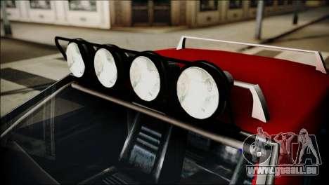 Dirt Elegy Editions für GTA San Andreas rechten Ansicht