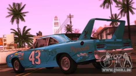 iPrend ENB Series v1.3 Final pour GTA San Andreas quatrième écran