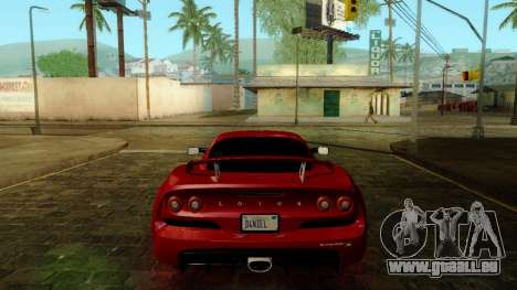 ENB Kenword Try für GTA San Andreas achten Screenshot