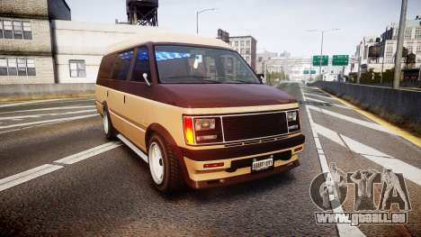 Declasse Moonbeam XL pour GTA 4