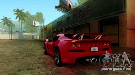 ENB Kenword Try für GTA San Andreas sechsten Screenshot