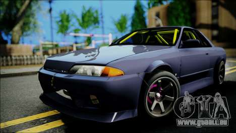 Nissan Skyline GT-S R32 für GTA San Andreas