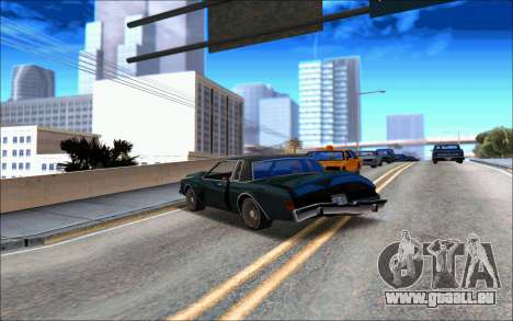 Ivy ENB June für GTA San Andreas