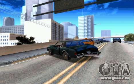 Ivy ENB June pour GTA San Andreas