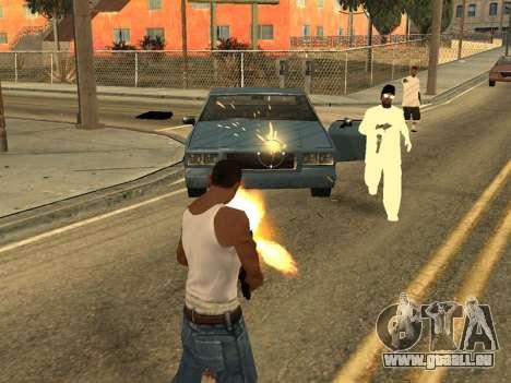 Realistic Effects v3.4 by Eazy für GTA San Andreas zweiten Screenshot