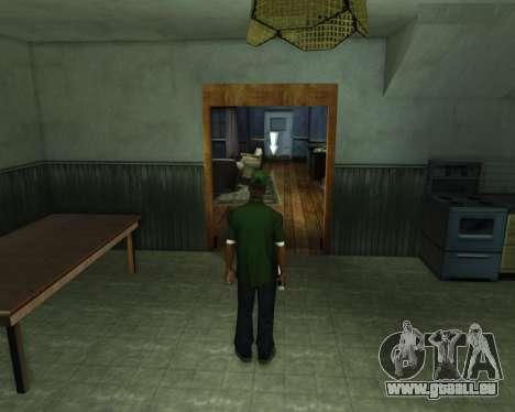 ENB by Robert v8.3 pour GTA San Andreas huitième écran