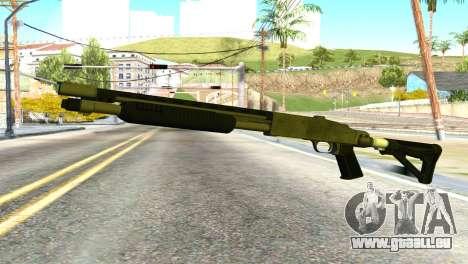 Shotgun from GTA 5 für GTA San Andreas