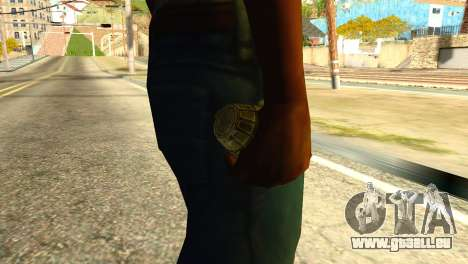 Grenade from Global Ops: Commando Libya für GTA San Andreas dritten Screenshot