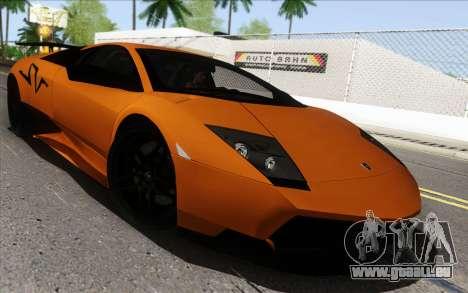 LoFPS ENB für GTA San Andreas achten Screenshot