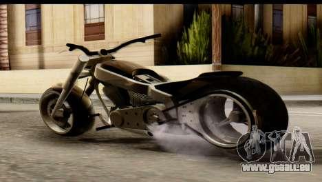 Innovation GTA 5 pour GTA San Andreas laissé vue