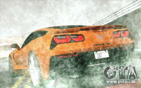 LoFPS ENB pour GTA San Andreas quatrième écran
