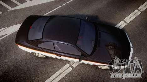 BMW E31 850CSi 1995 [EPM] Carbon pour GTA 4 est un droit