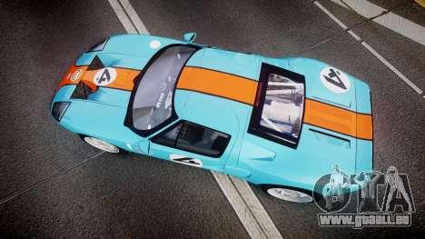 Ford GT 2005 [EPM] Gulf für GTA 4 rechte Ansicht