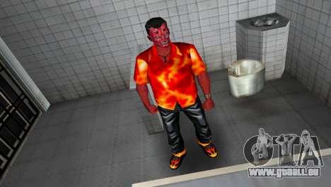 Devil Skin pour le quatrième écran GTA Vice City