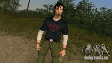 Kurtis Trent v.2 pour le quatrième écran GTA Vice City