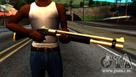 New Shotgun pour GTA San Andreas troisième écran