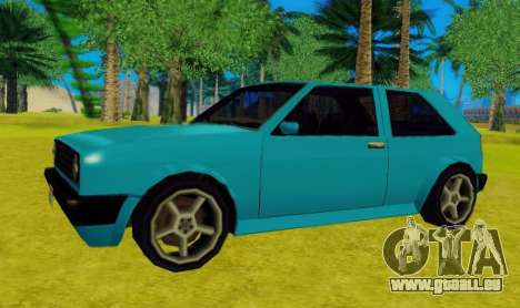 New Club pour GTA San Andreas