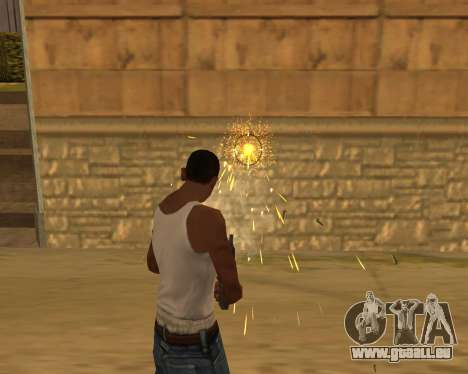 Ledios New Effects für GTA San Andreas zweiten Screenshot