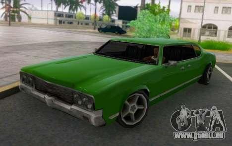 Sabre Limousine für GTA San Andreas