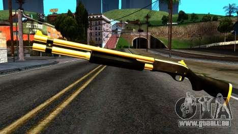 New Shotgun für GTA San Andreas