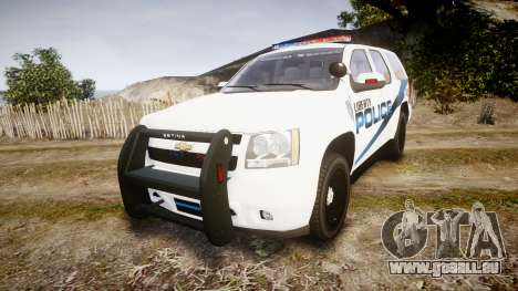Chevrolet Tahoe 2010 LCPD [ELS] für GTA 4