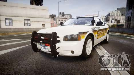 Dodge Charger 2006 Sheriff Liberty [ELS] pour GTA 4