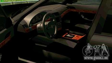 BMW 730i für GTA San Andreas Seitenansicht