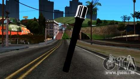 New Grenade pour GTA San Andreas