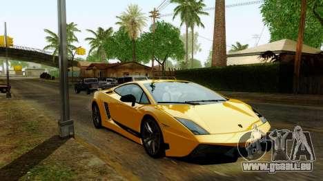ENB Kenword Try pour GTA San Andreas