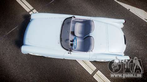 Chevrolet Corvette C1 1953 stock pour GTA 4 est un droit