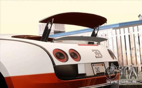 LoFPS ENB pour GTA San Andreas deuxième écran