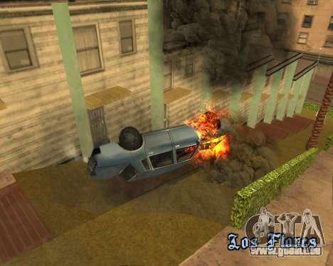 Ledios New Effects pour GTA San Andreas