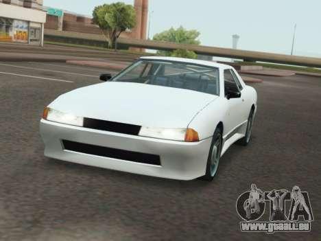 Elegy ODA für GTA San Andreas