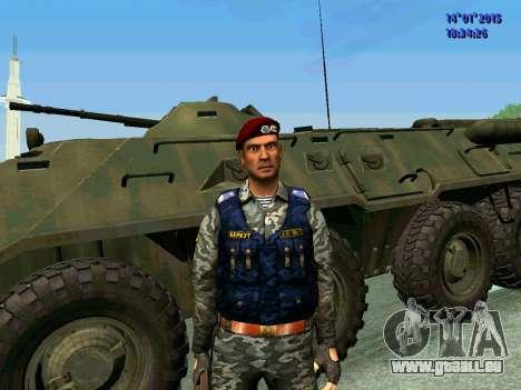 Der Vorarbeiter Des Adlers für GTA San Andreas zweiten Screenshot